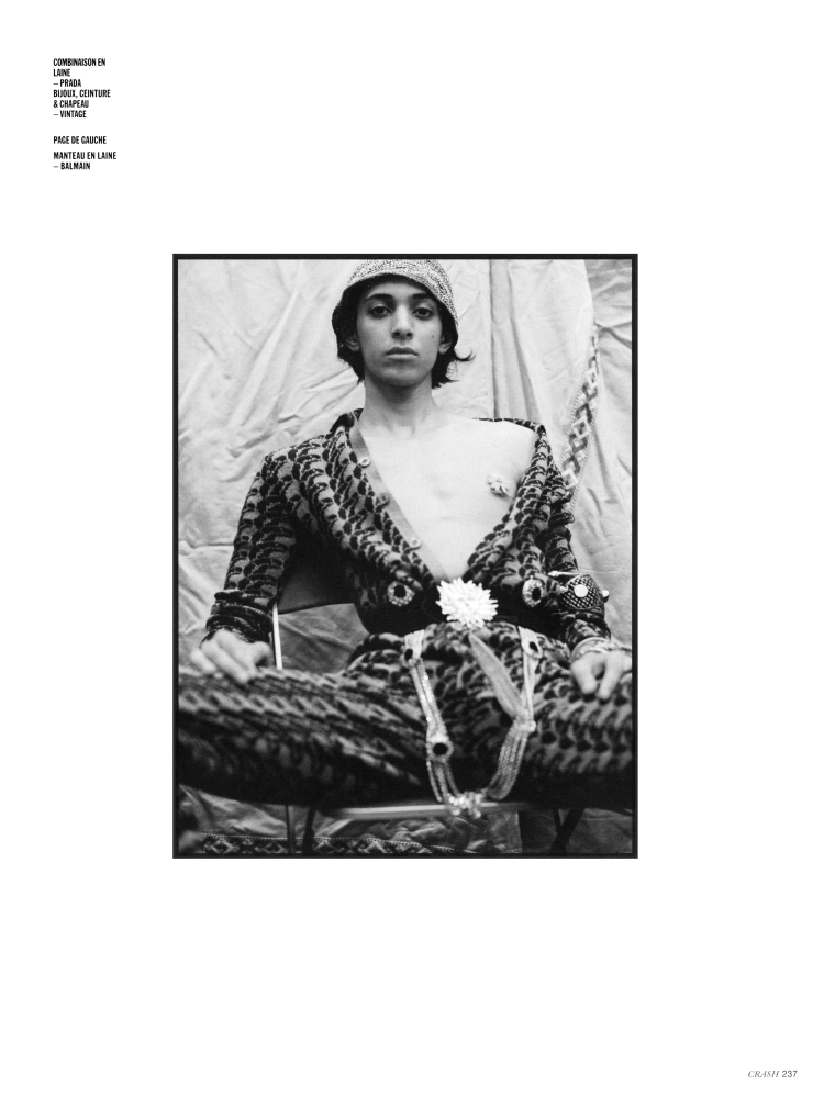 youssef bouzamita for crash magazine