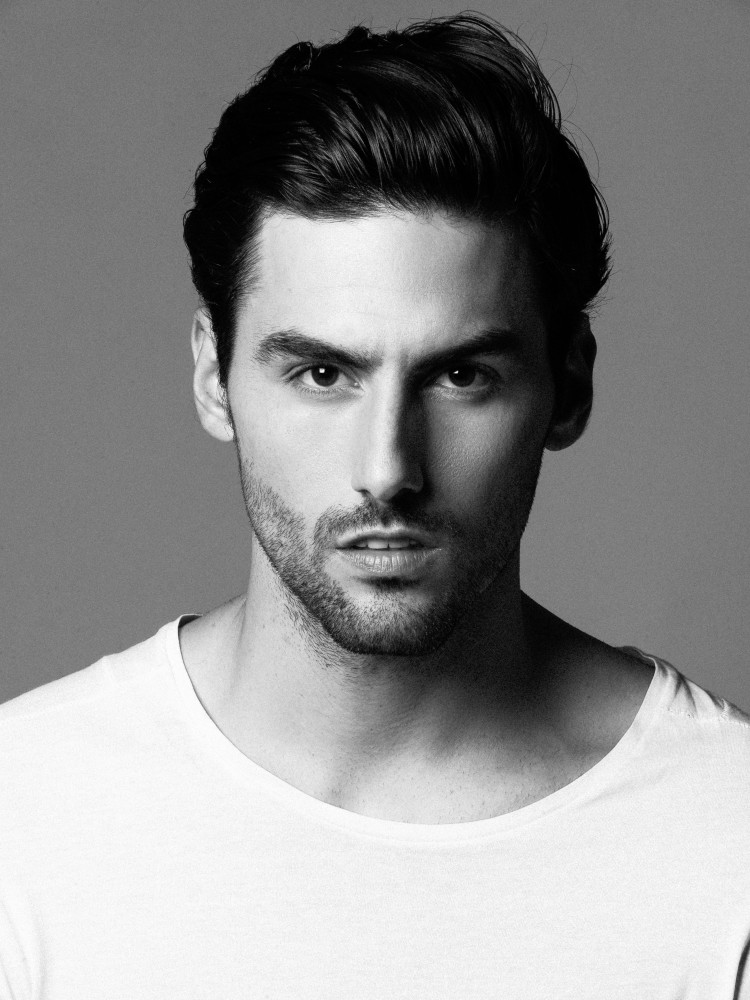 Adrien Galo Male Model Represented By Success Models Paris