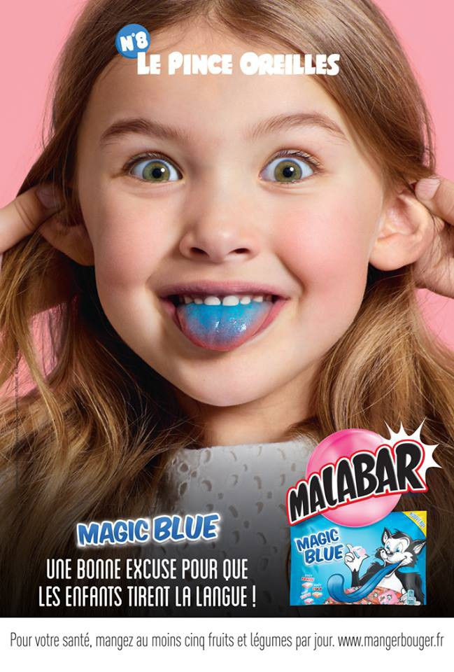 Eva et Léo pour Malabar Magic Blue
