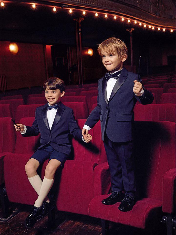 Jacques, Georges pour Vogue Bambini 2016