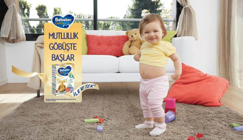 Naya pour le lait Bebelac Gold