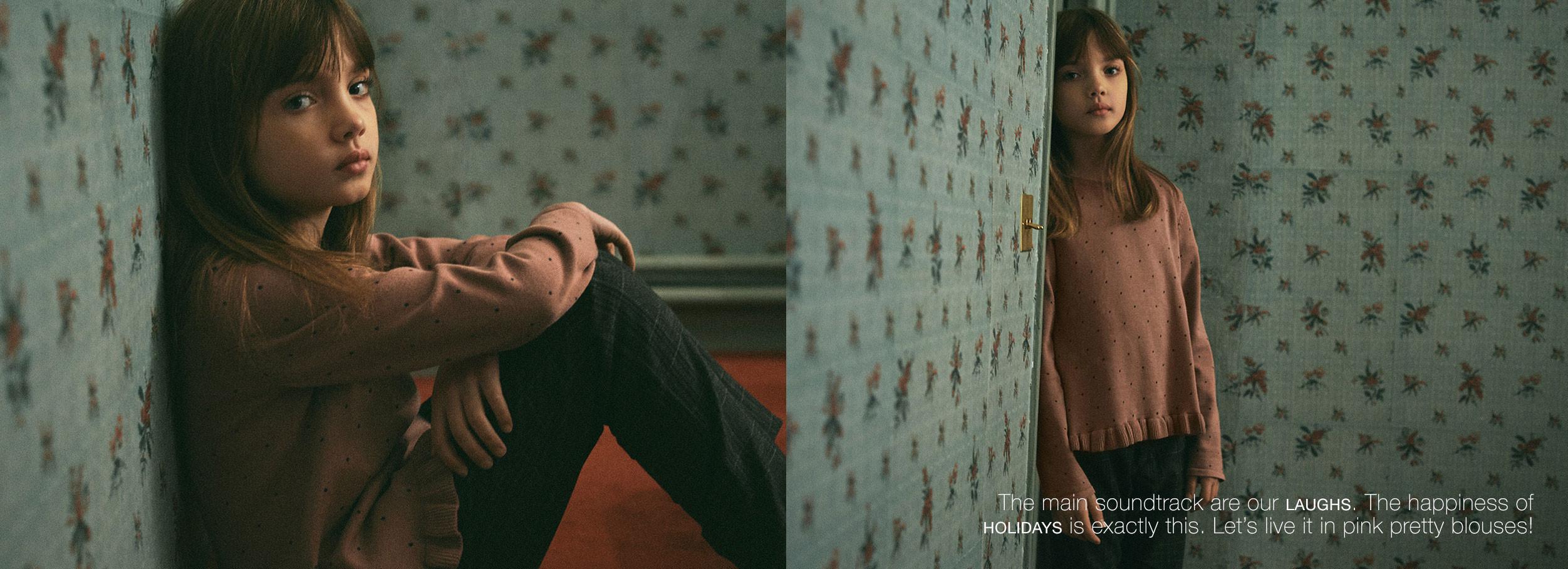Mina | Massimo Dutti - Collection Automne / Hiver 2018