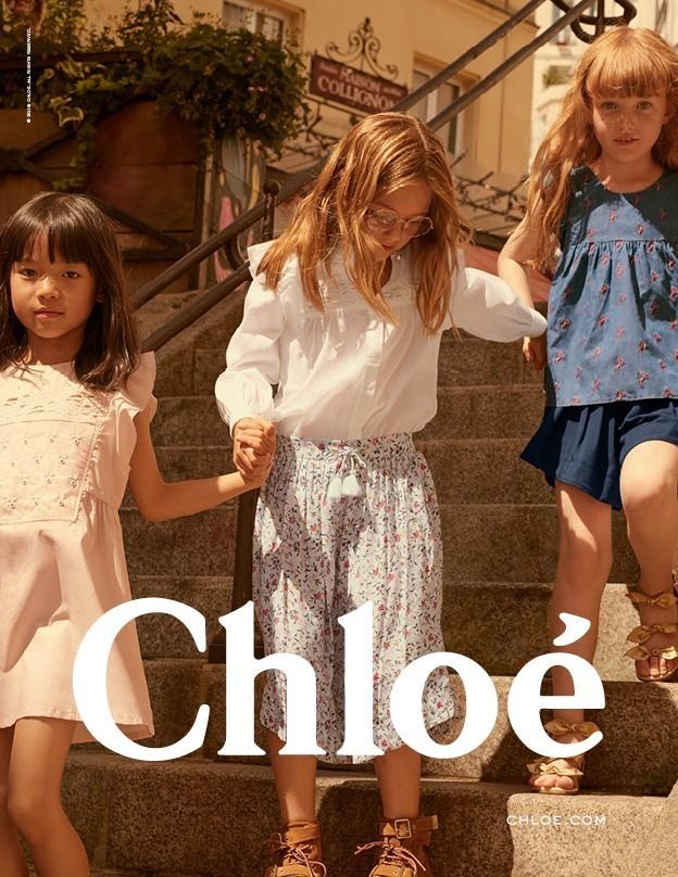 Zoé   Chloé - Collection Printemps/Eté 2019
