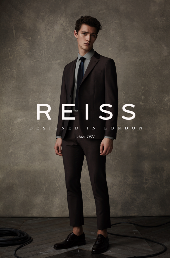 OTTO LOTZ : REISS SS17 CAMPAIGN