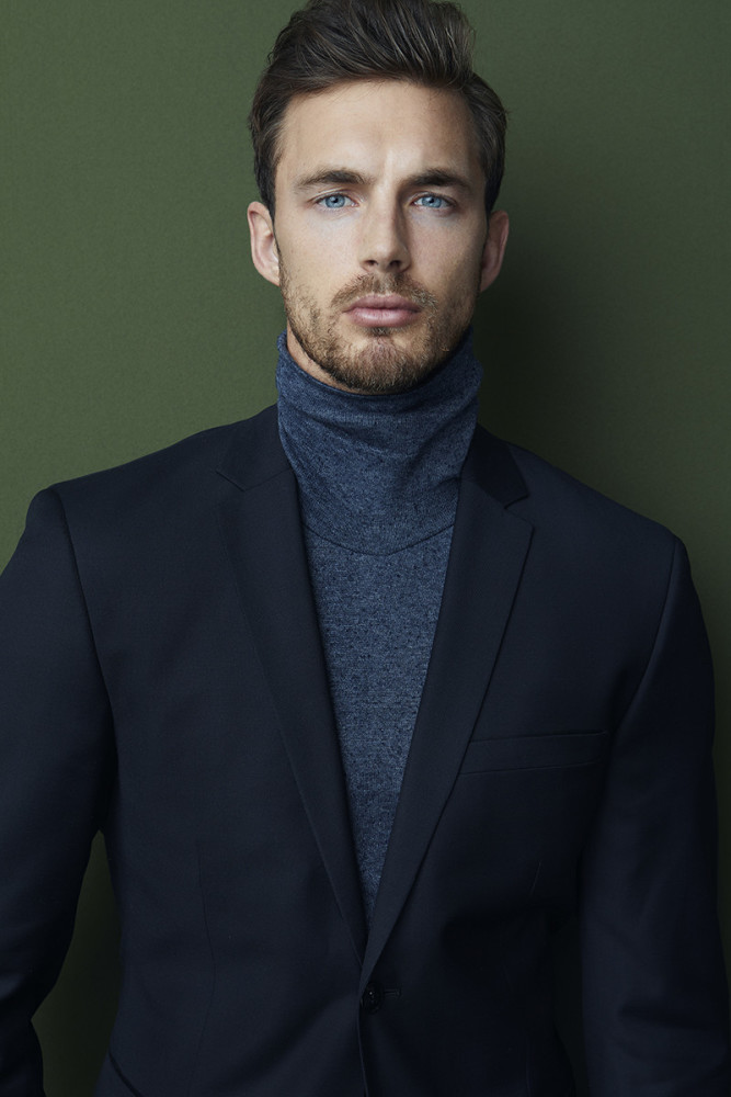 Christian Hogue : The Fashionisto Exclusive