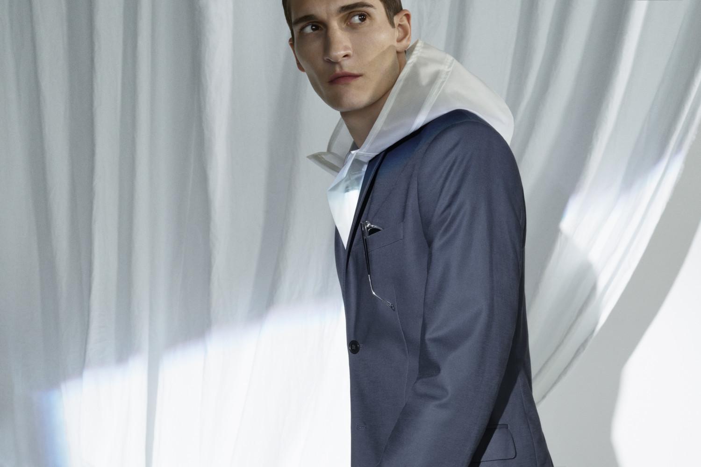 Matvey Lykov : H&M Magazine