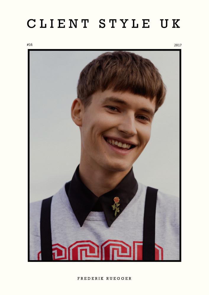 Frederik Ruegger : Client Style UK