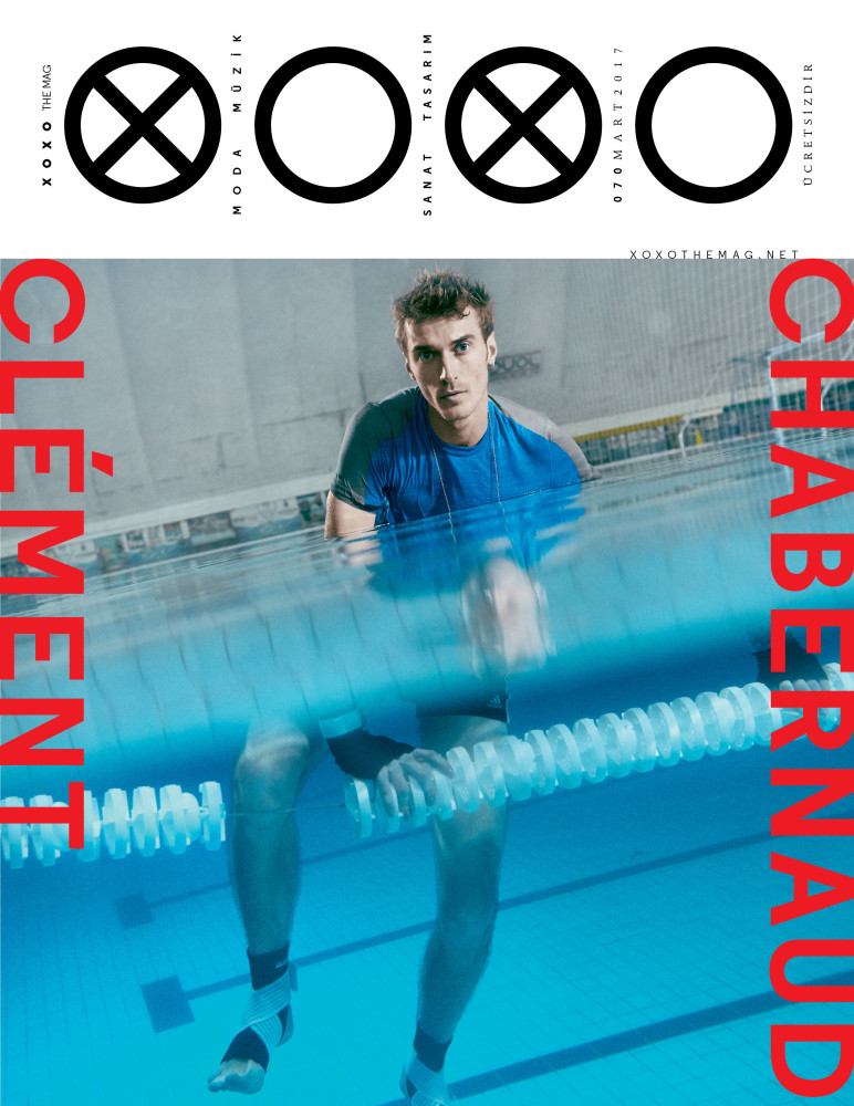 Clement Chabernaud : XOXO Magazine