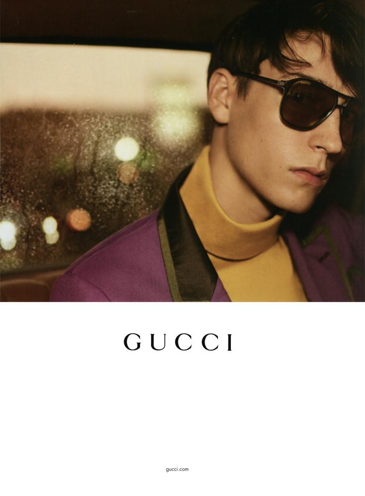 Nick Fortna : Gucci Eyewear SS17