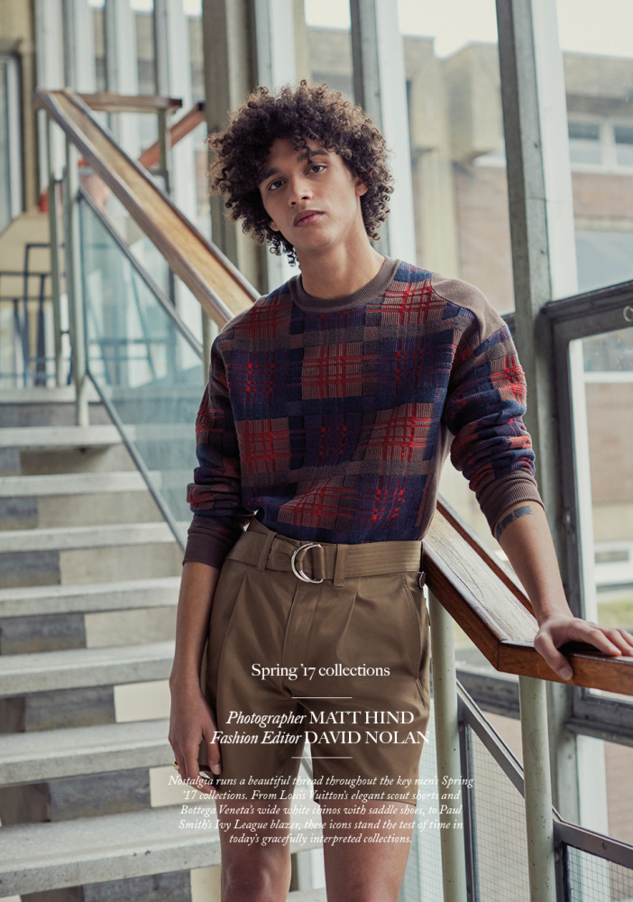Jackson Hale : The Glass Magazine