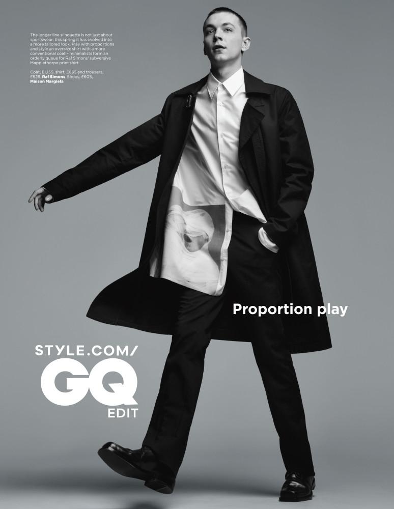 Yuri Pleskun : GQ x Style.com