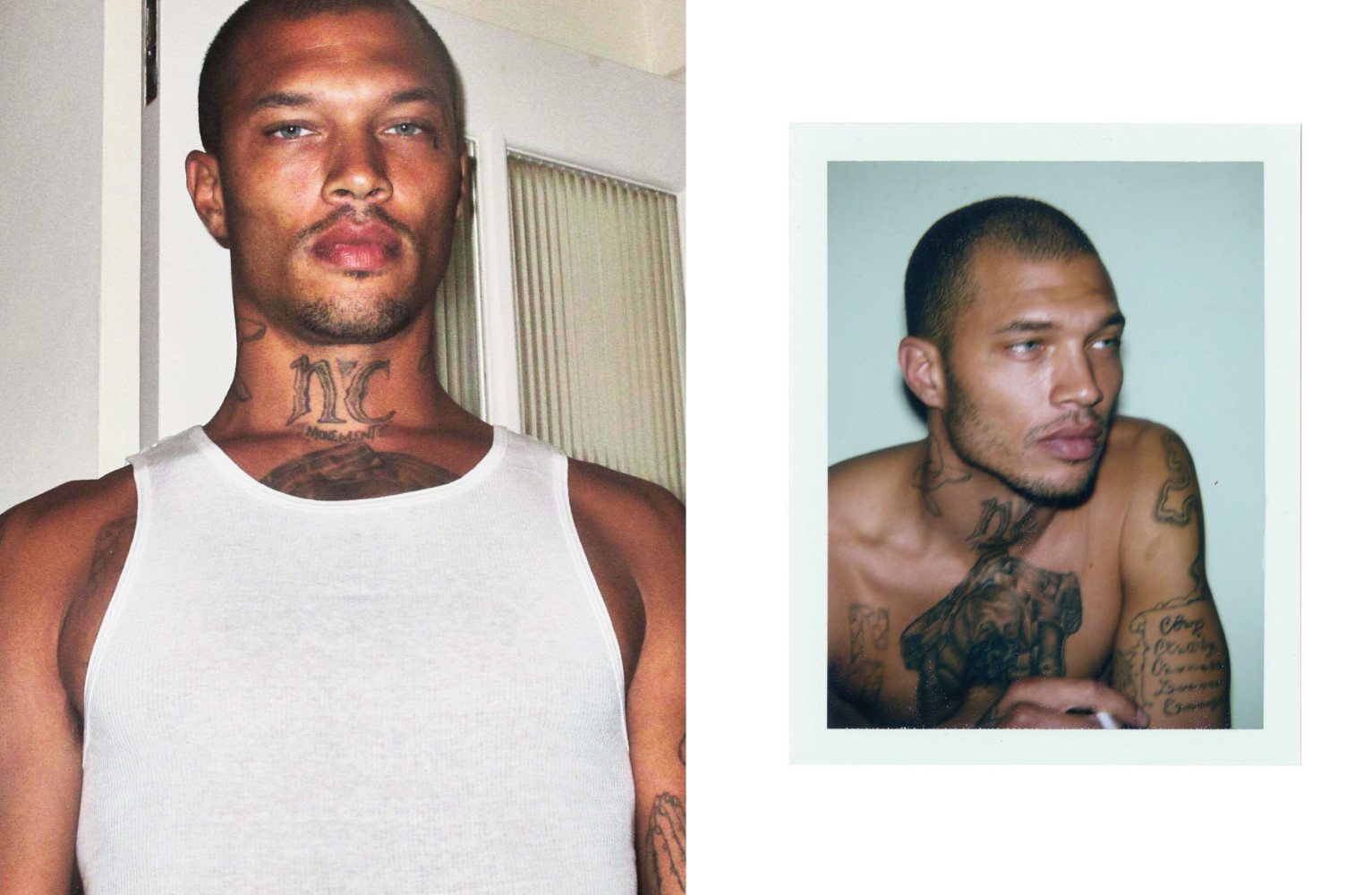 Jeremy Meeks : Man About Town