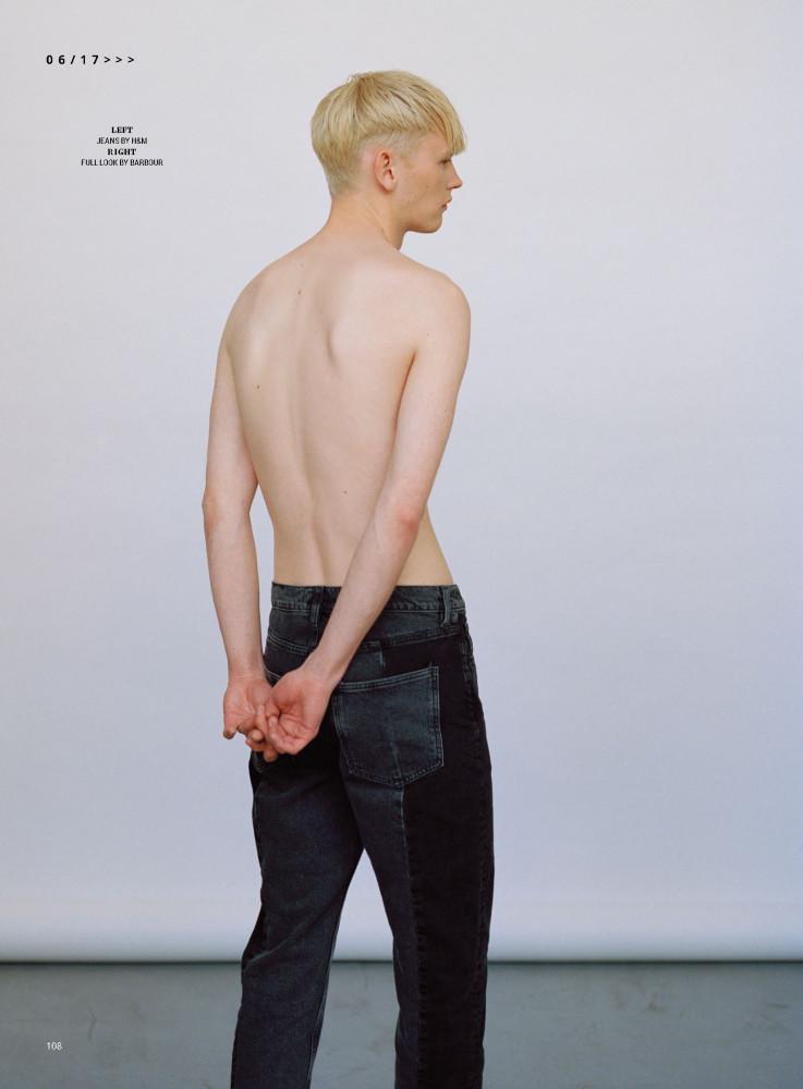 Robbie McKinnon : Gay Times