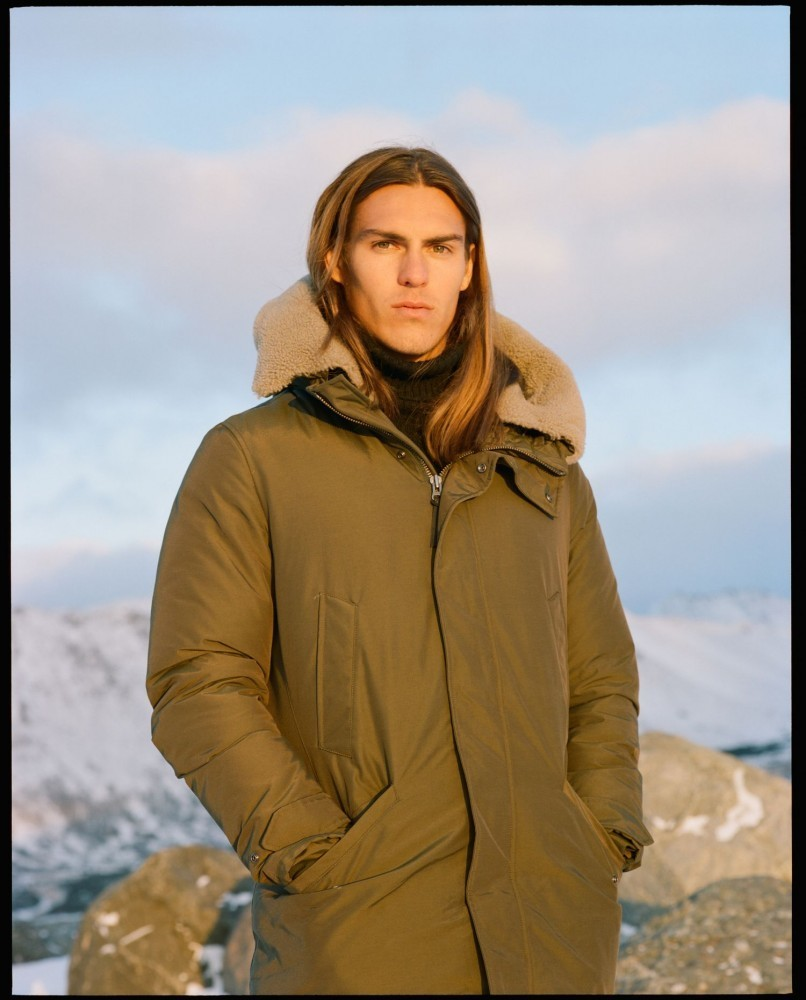 Travis Smith : Woolrich AW17