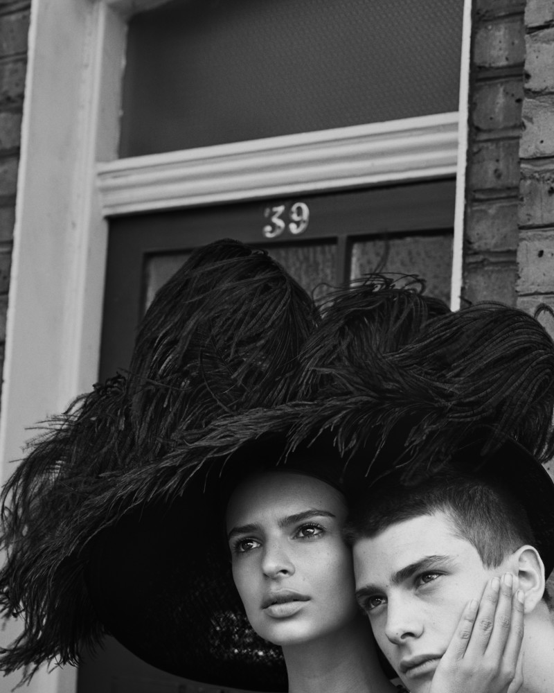 Ben Sherrell : W Magazine