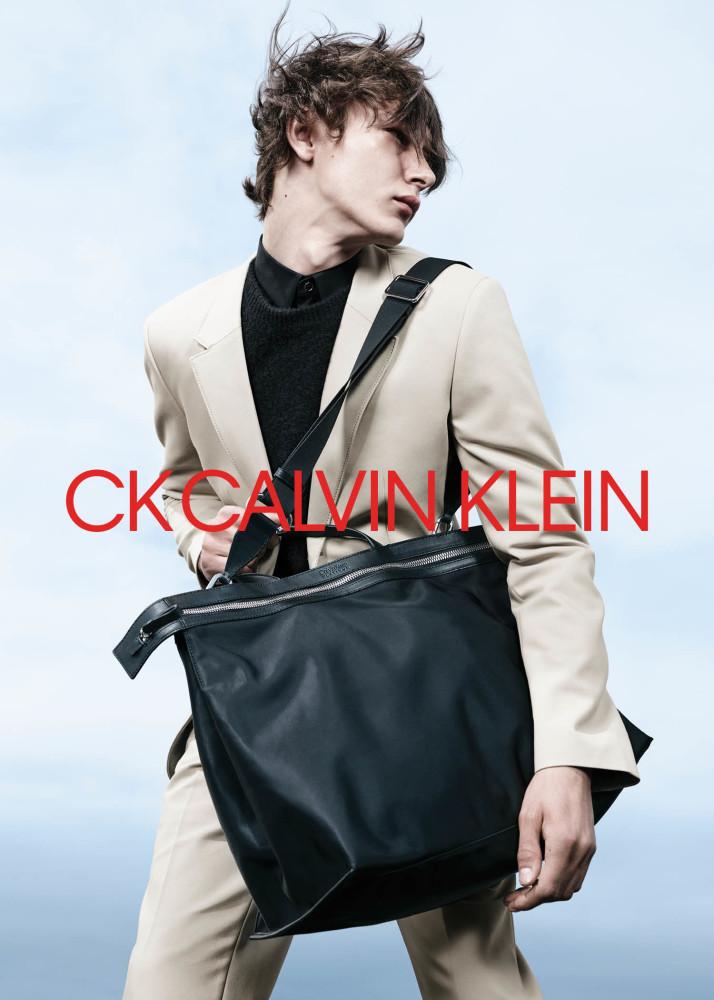 Jared Manhardt : CK Calvin Klein