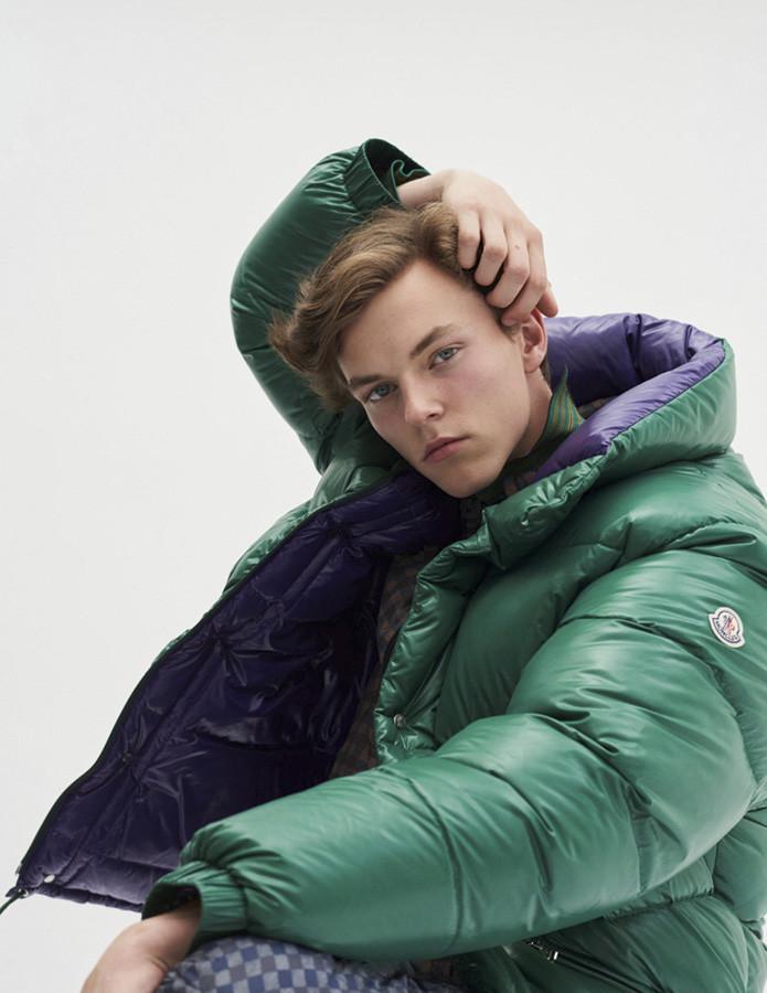 Masao Parris & Ijsbrand Reigersberg : Vogue Man