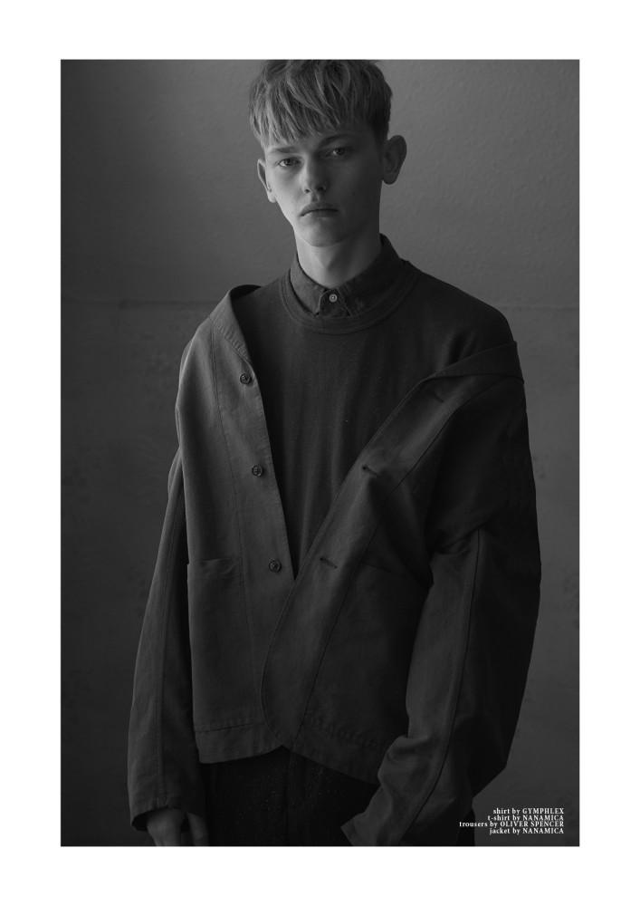 Robbie McKinnon : Client Magazine