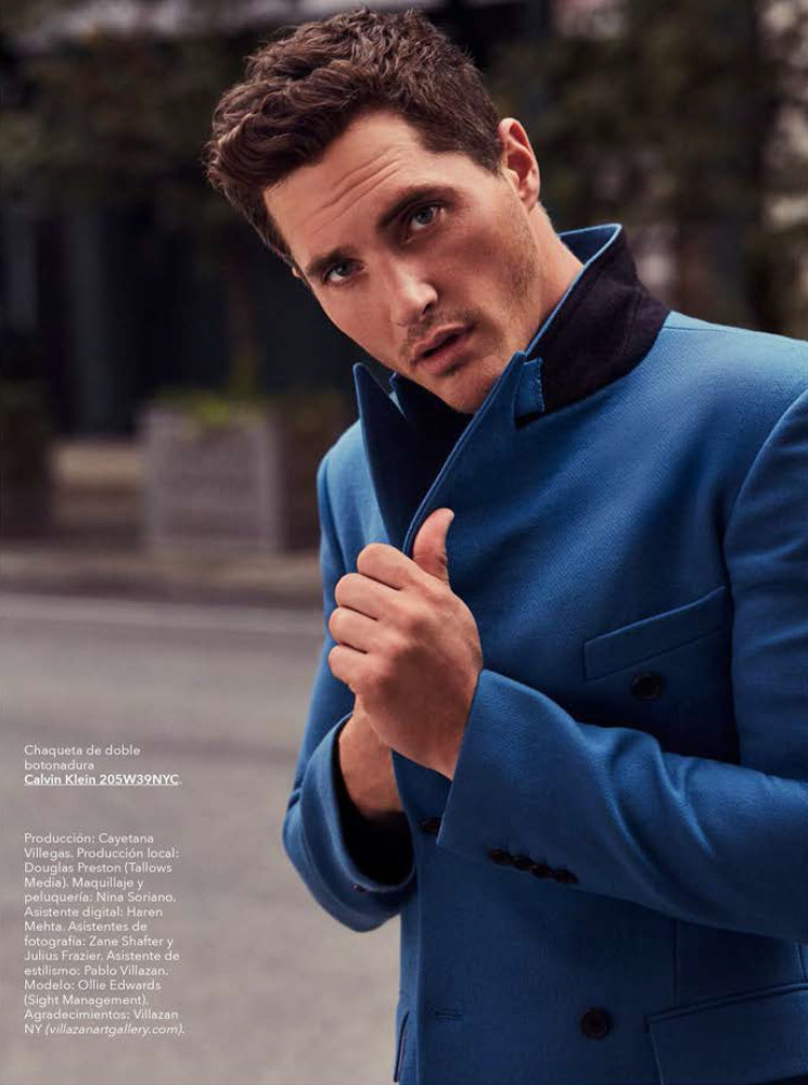 Ollie Edwards : GQ Spain