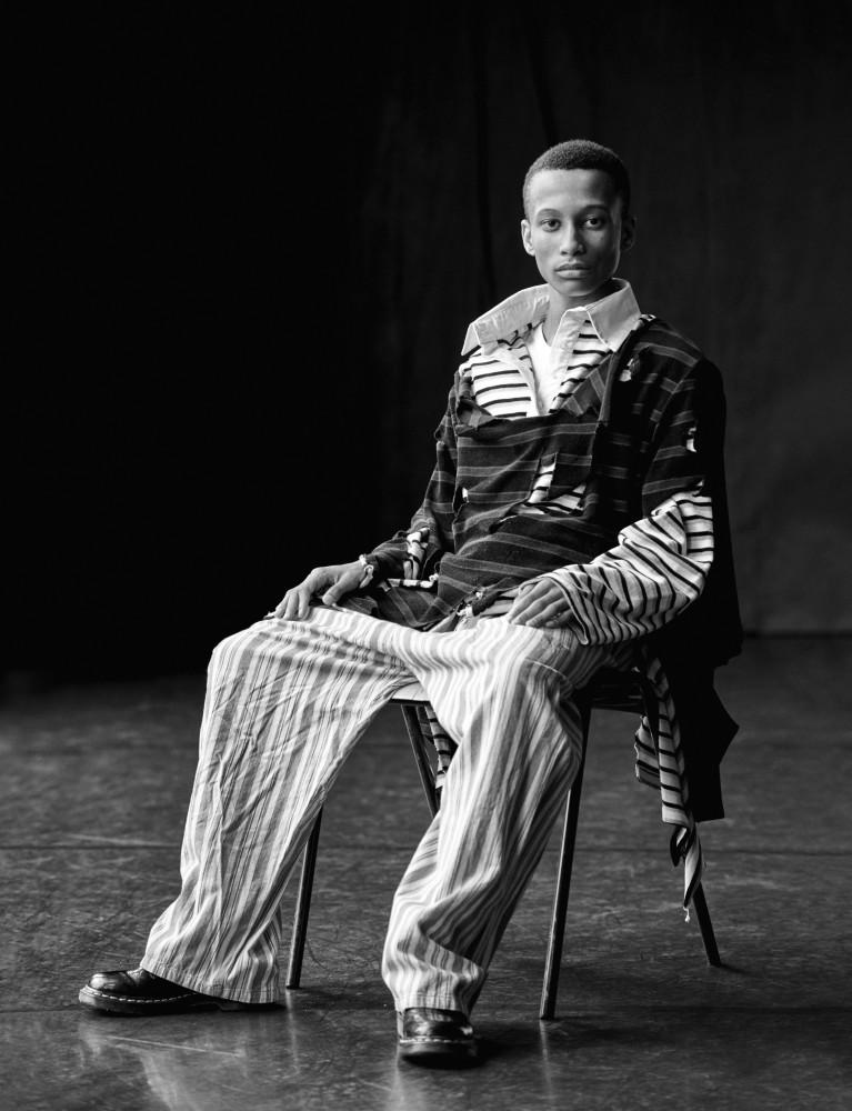 Leroy Mokgatle : Man About Town