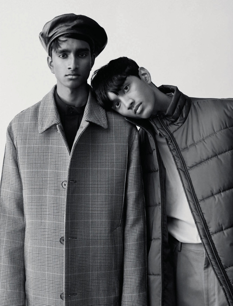 Arun Gupta : L'Officiel Hommes Germany
