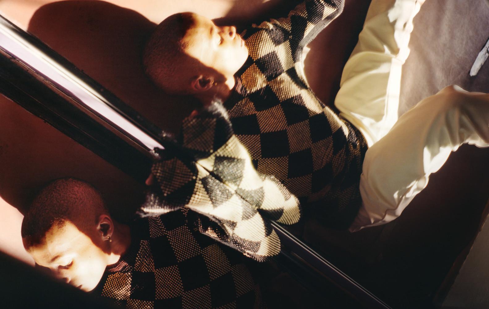 Leroy Mokgatle : Arena Homme +