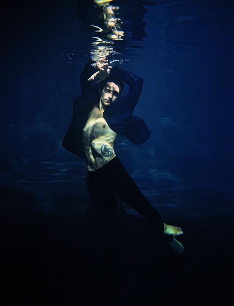 Sergei Polunin : Vanity Fair Italia