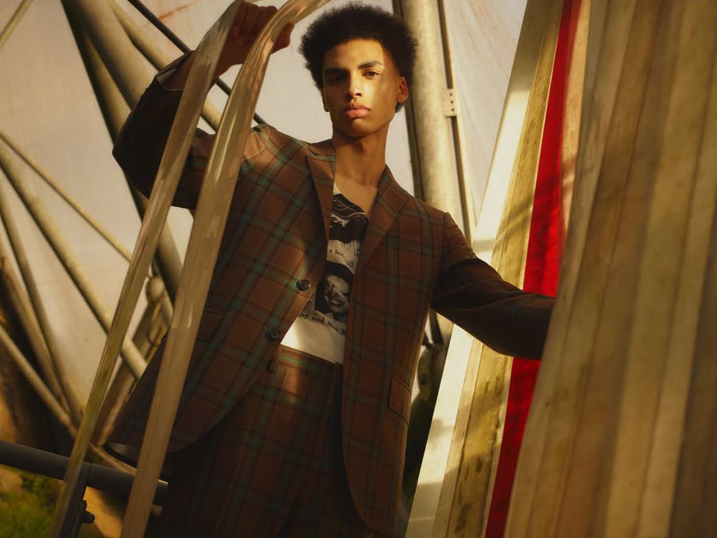 Dylan Moran & Sol Goss : Esquire Magazine