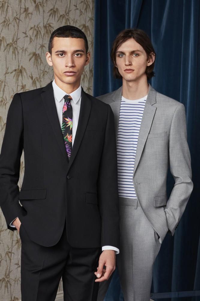 Jackson Hale : Topman Tailoring Campaign