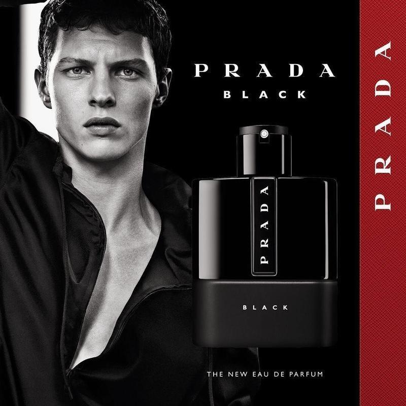 Tim Schuhmacher : Prada Fragrance