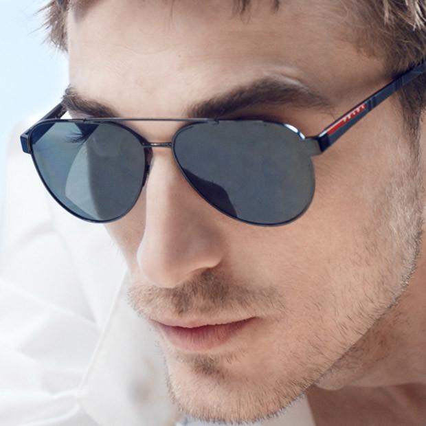 Clement Chabernaud : Prada Eyewear