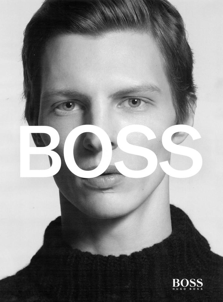 Tim Schuhmacher : Hugo Boss