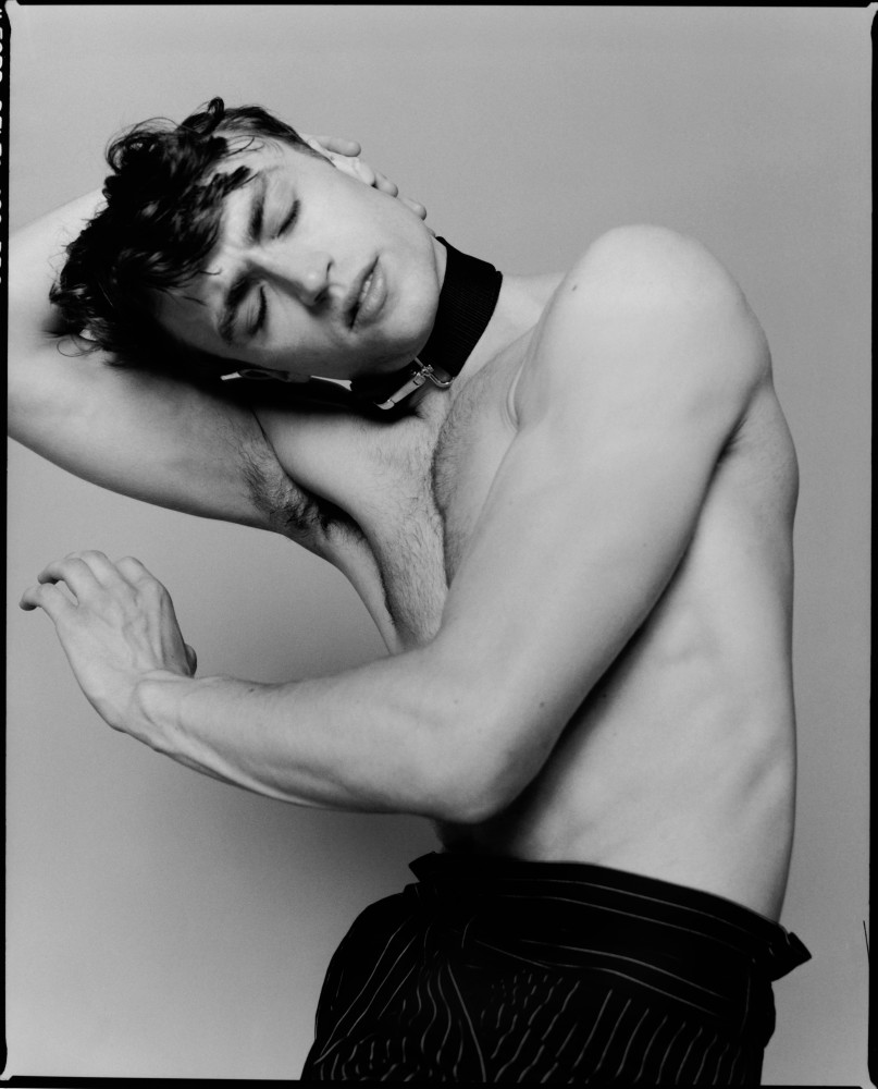 Matthew Ball : Blanc Magazine