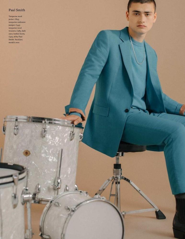 Alex MacKinnon : Esquire UK