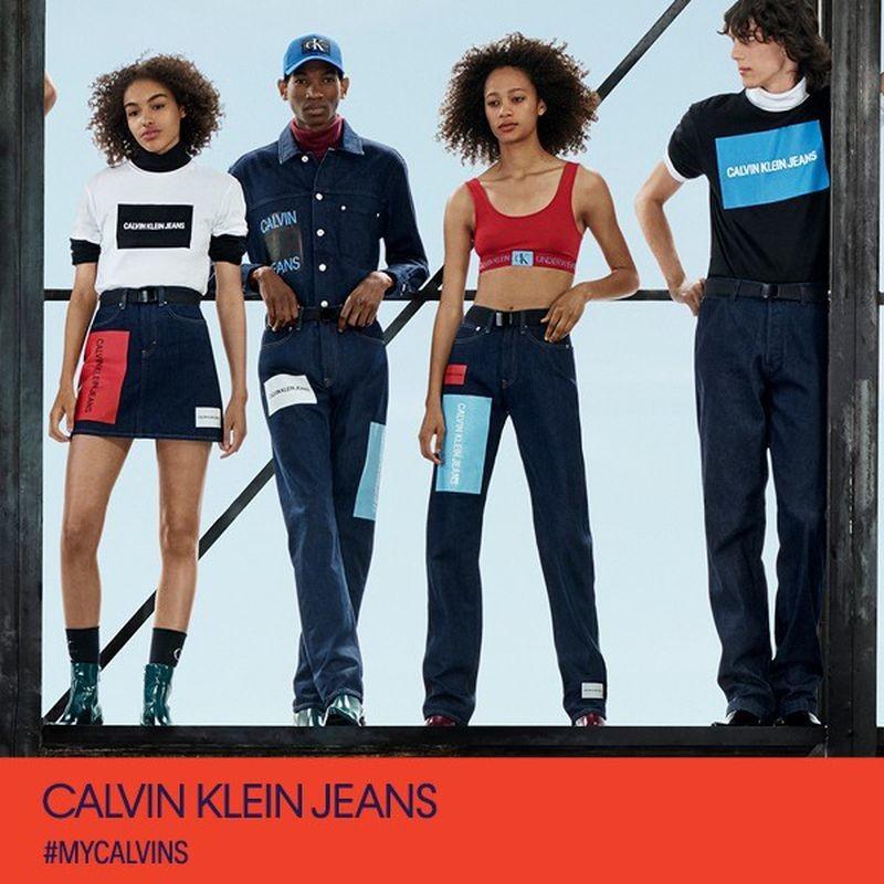 Dominic Augustin : Calvin Klein Jeans