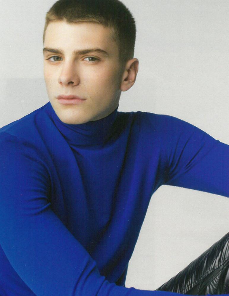 Ben Sherrell : Mixte Magazine