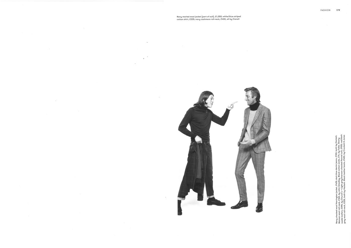 Joel Frampton, Andy Nordin & Glen Power : Esquire