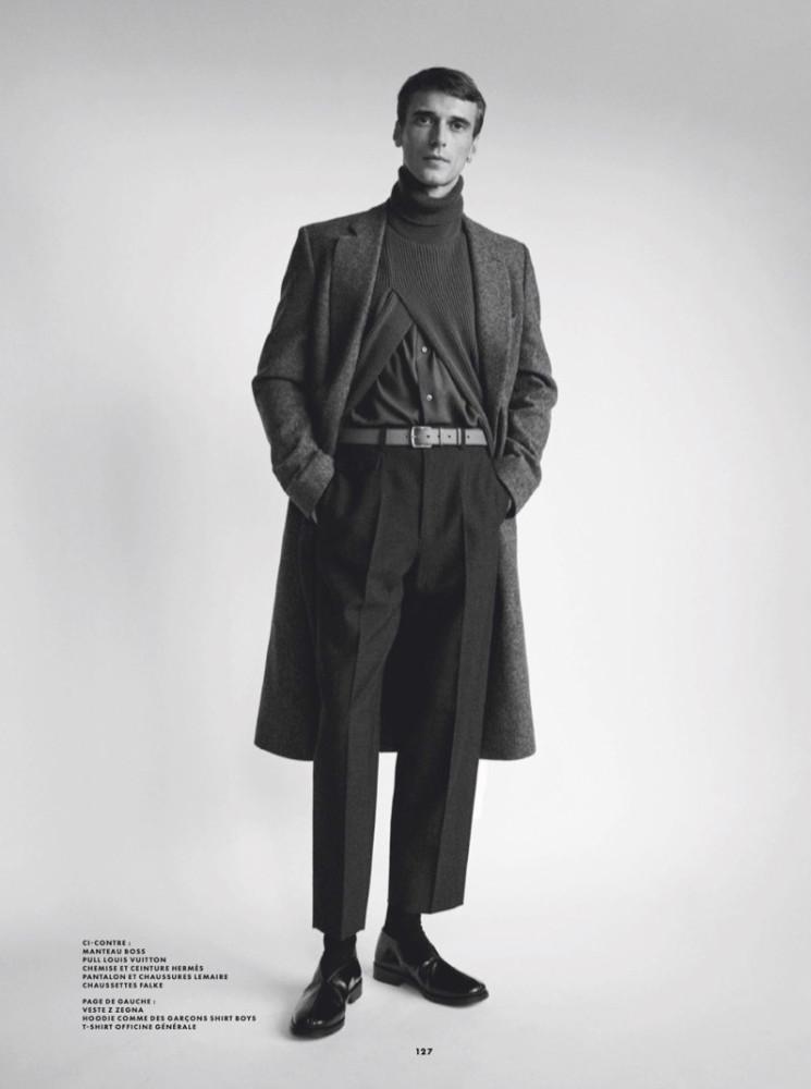 CLEMENT CHABERNAUD : GQ FRANCE