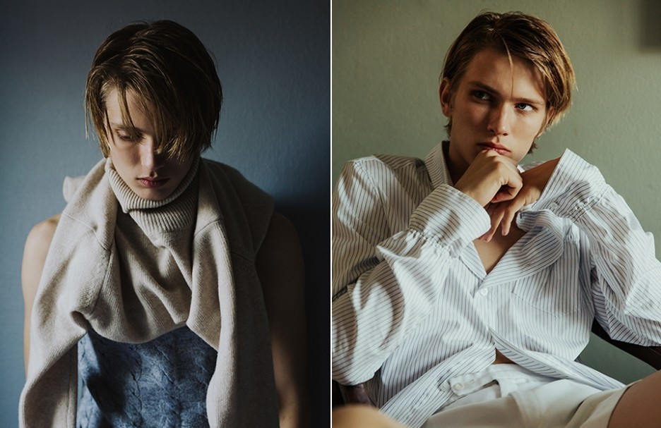 JENS HECKSHER : BOYS BY GIRLS// PH. EMILIA STAUGAARD ST. KRISTOFFER VOLLHAASE