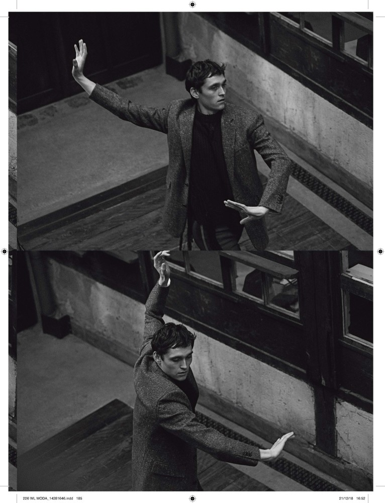 ANDERS HAYWARD: GQ ITALIA// PHOTOGRAPHY. VAN MOSSEVELD+N
