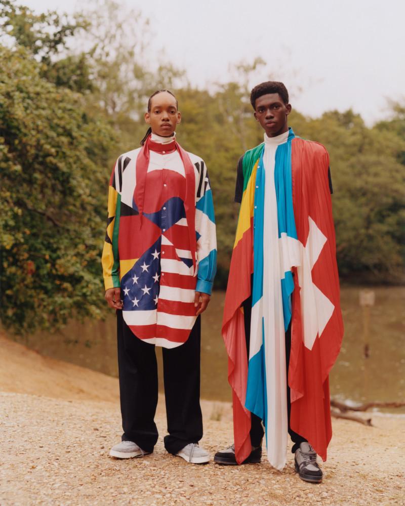 LA'SHAN BROMFIELD : MANIFESTO MAGAZINE
