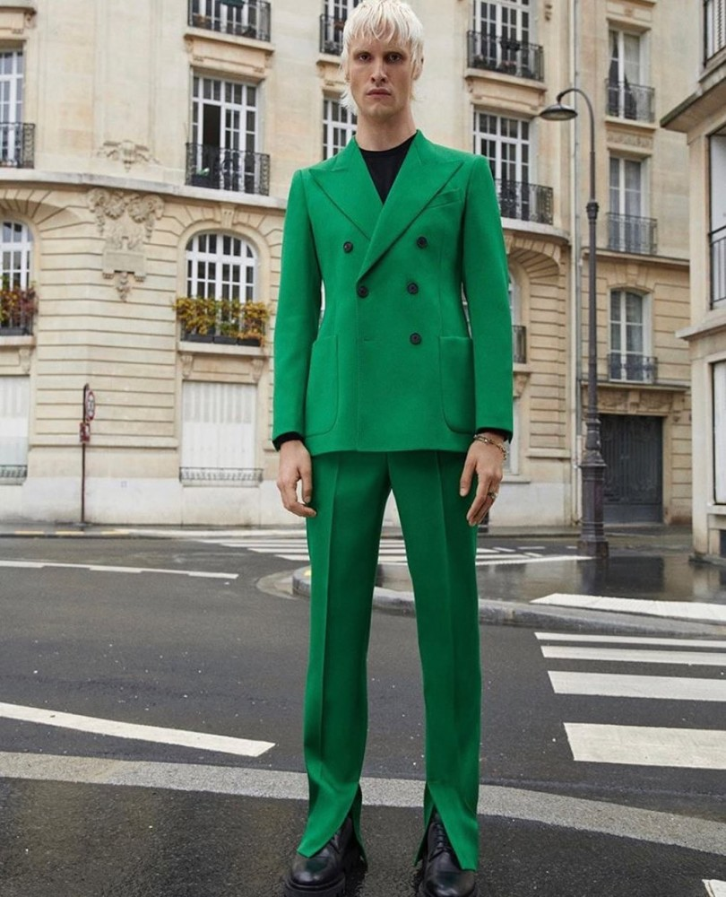 JAMES SPENCER: GIVENCHY SPRING20 COLLECTION