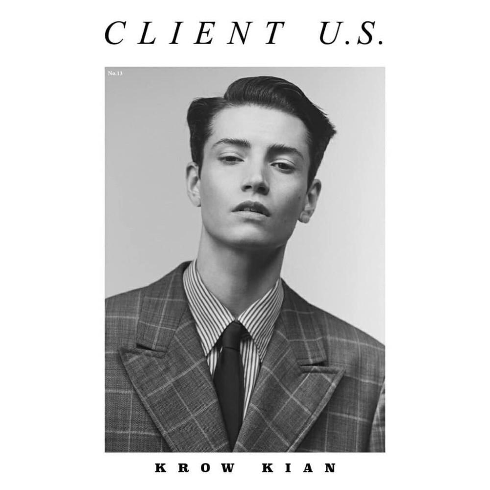 KROW : CLIENT MAGAZINE COVER