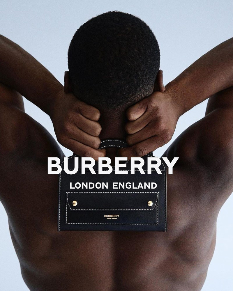 Razak Salifou : Burberry B Series