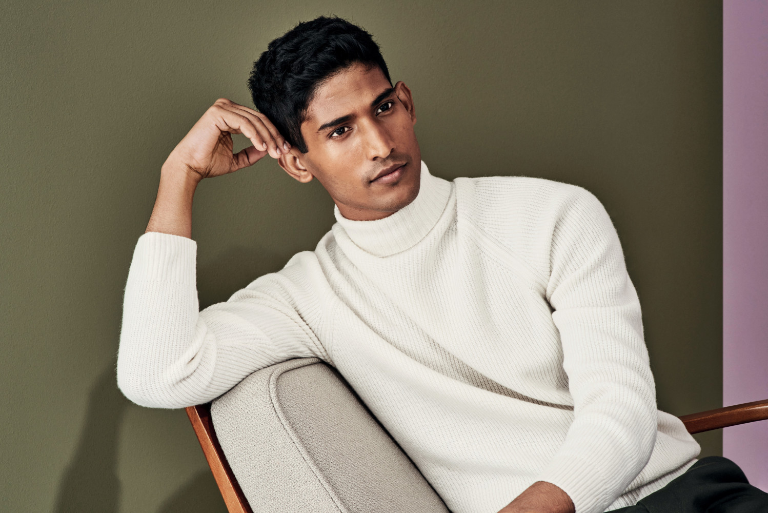 PRANAV BHARGAV : MARKS AND SPENCER AW20