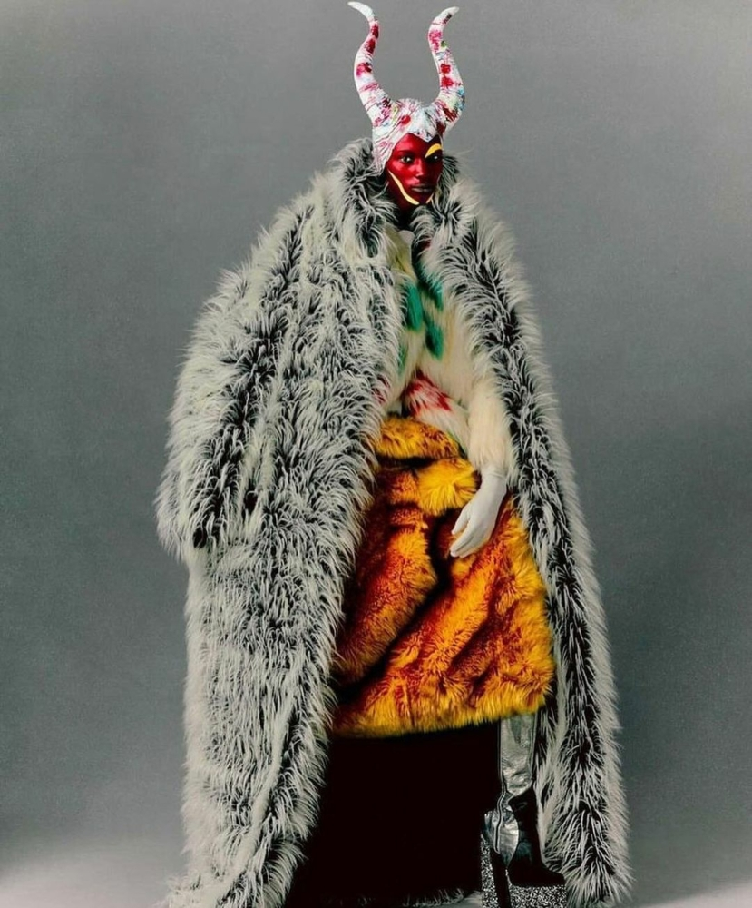 MOMO NDIAYE : DAZED
