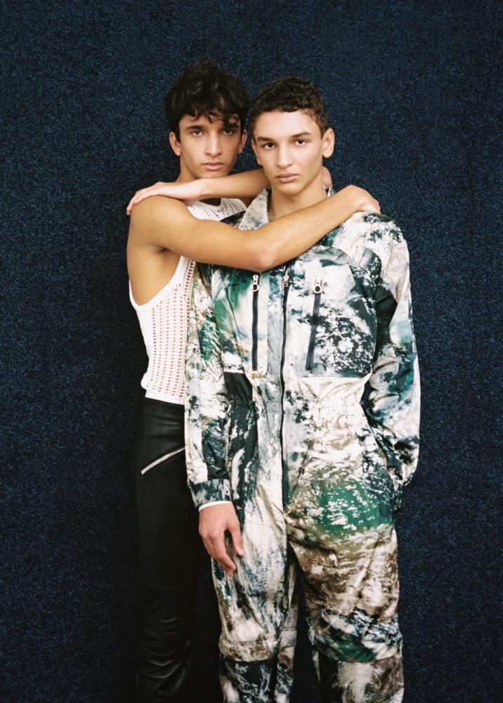 Jethro and Noah Sapon : BOYSBYGIRLS