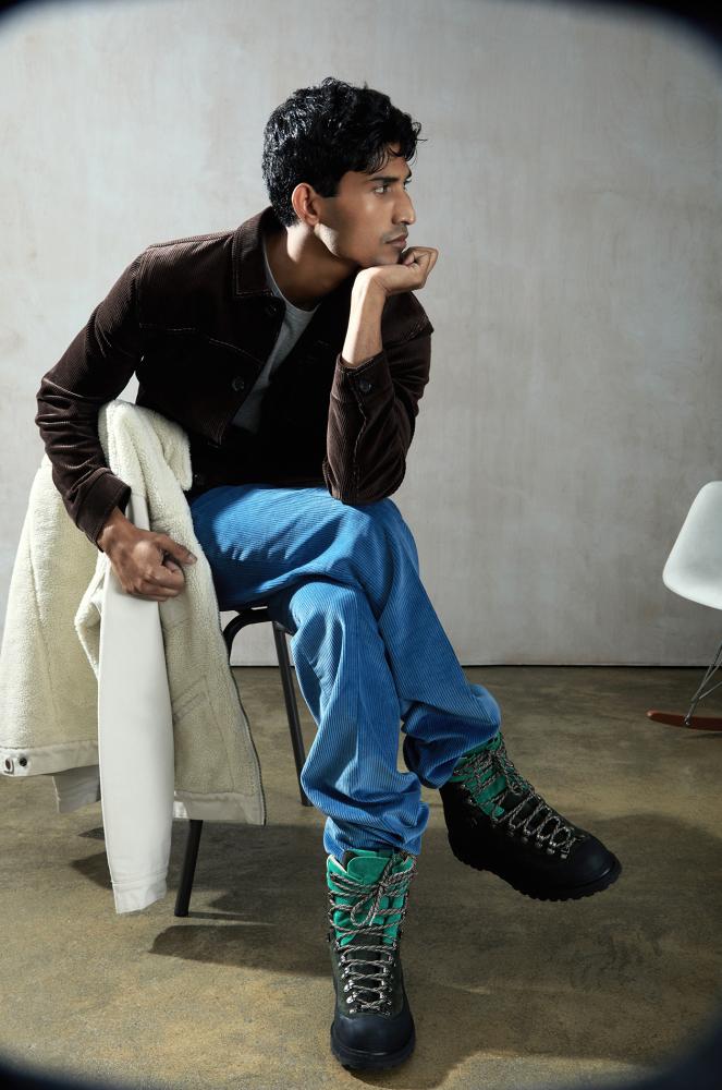 PRANAV BHARGAV: 'SECRETLY HERE WITH ME' L'OFFICIEL AUSTRIA