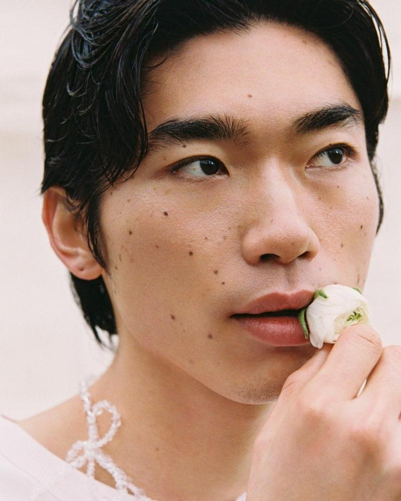 HIDETATSU TAKEUCHI: SIMONE ROCHA x GQ