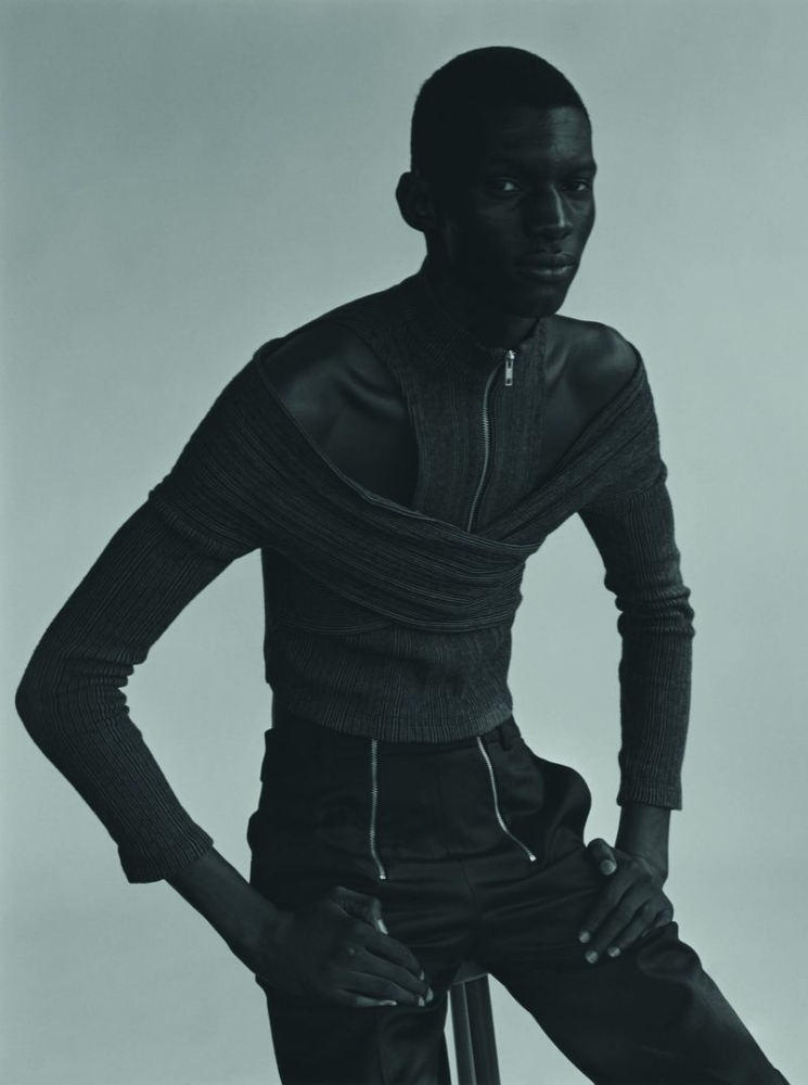 Momo Ndiaye : Hercules Magazine